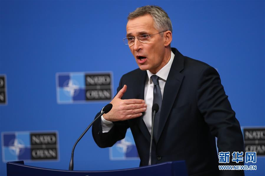 (國際)(7)北約國防部長會議在布魯塞爾閉幕