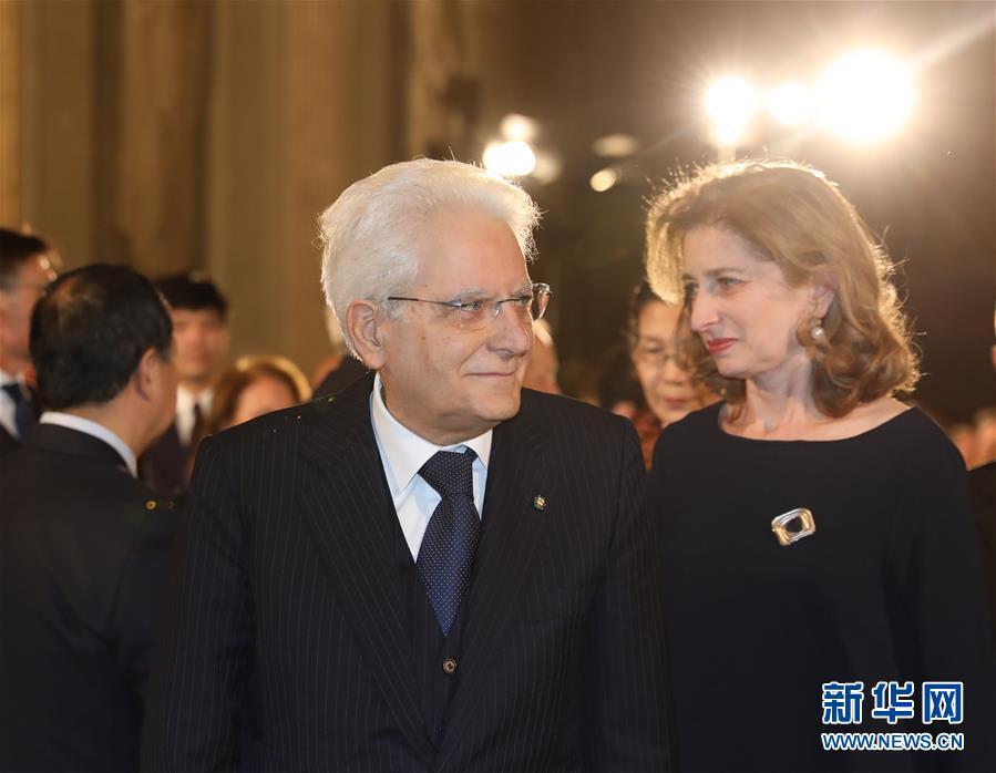 (國際)(1)意總統府舉辦特別音樂會聲援中國抗擊新冠肺炎疫情