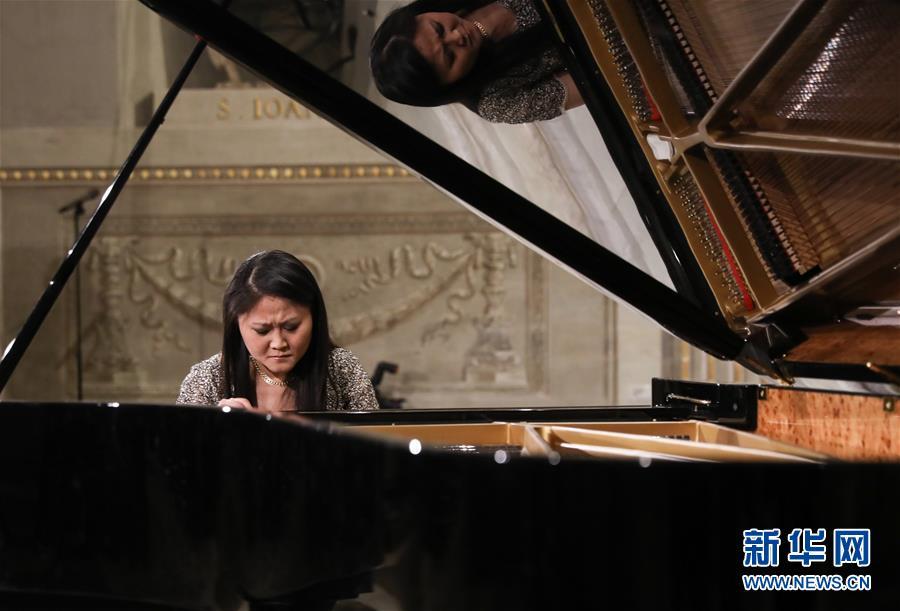(國際)(2)意總統府舉辦特別音樂會聲援中國抗擊新冠肺炎疫情