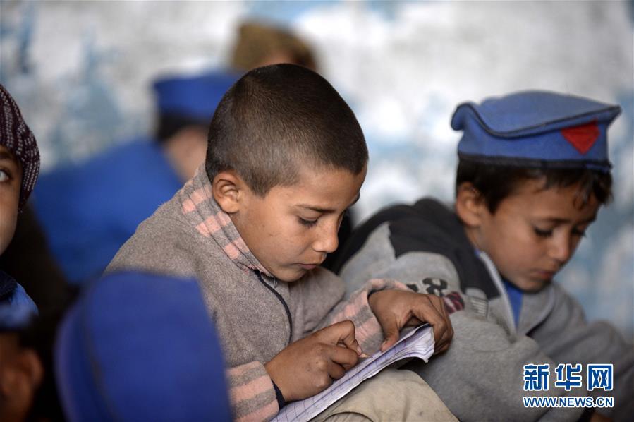 (國際·圖文互動)(8)通訊:他鄉亦故鄉——訪巴基斯坦阿富汗難民營