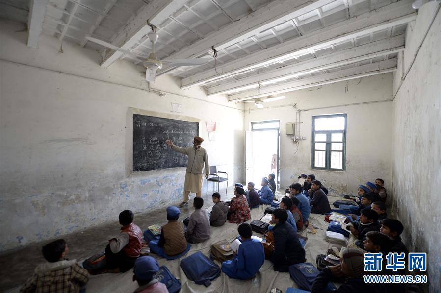 (國際·圖文互動)(7)通訊:他鄉亦故鄉——訪巴基斯坦阿富汗難民營