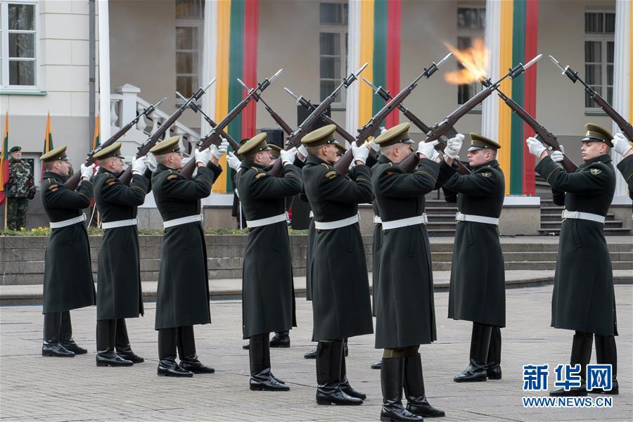 (國際)(2)立陶宛慶祝獨立102周年