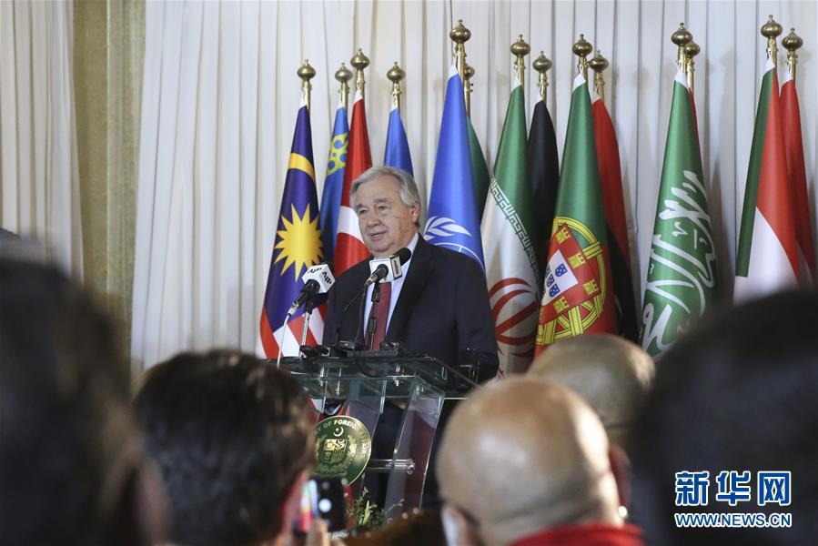 (国际)联合国秘书长对大发欢乐生肖抗击新冠肺炎疫情充满信心
