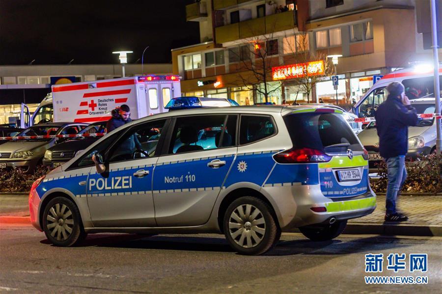 (國際)(2)德國哈瑙市發生槍擊事件至少8人死亡