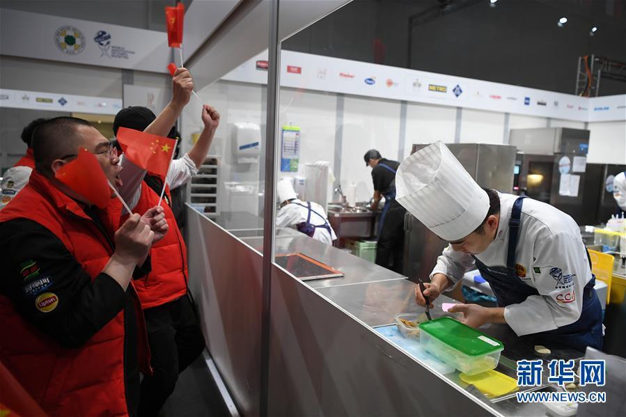 (國際·圖文互動)(1)中國隊烹飪奧賽獲佳績 傳遞可持續發展理念
