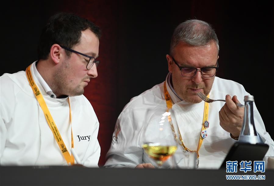 (國際·圖文互動)(3)中國隊烹飪奧賽獲佳績 傳遞可持續發展理念