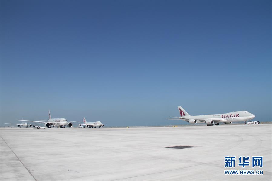 (國際)(2)卡塔爾航空首席執行官:中國有能力戰勝疫情