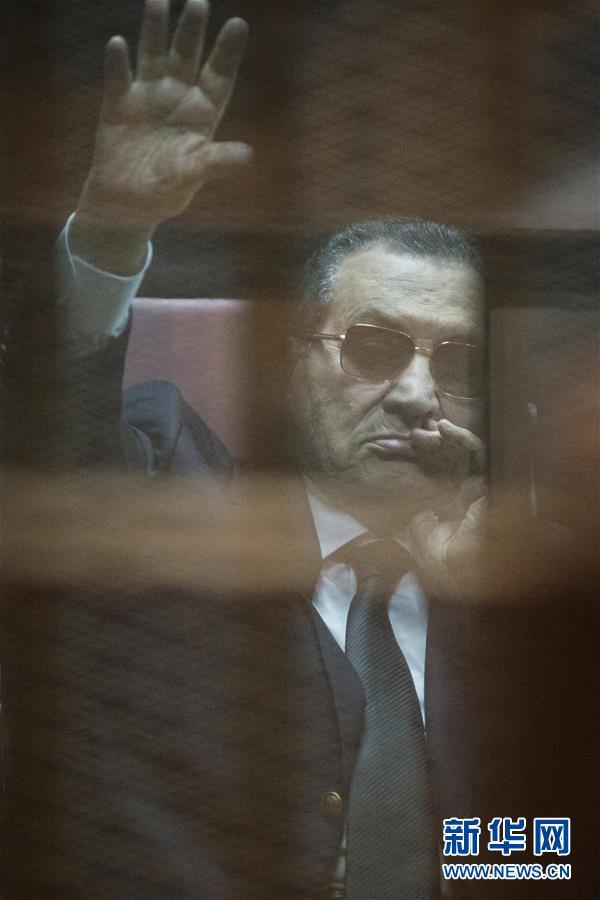 (国际)(1)埃及前总统穆巴拉克去世