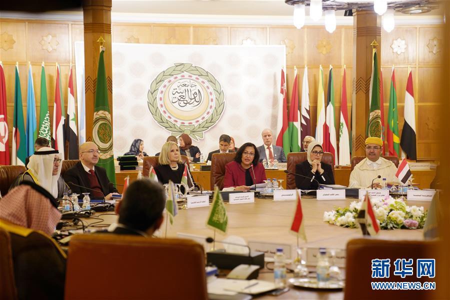 (国际)(1)阿拉伯国家卫生部长高度赞赏中国防控新冠疫情努力