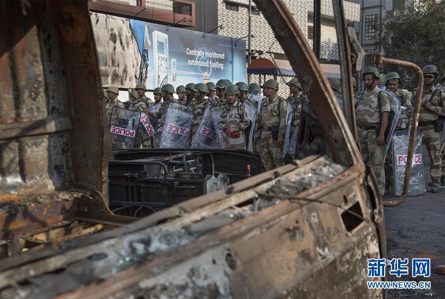 (国际)(2)印度《公民身份法》修正案引发的骚乱死亡人数升至35人