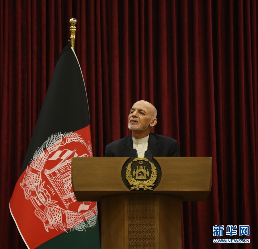 (國際)(1)阿富汗總統拒絕釋放塔利班囚犯