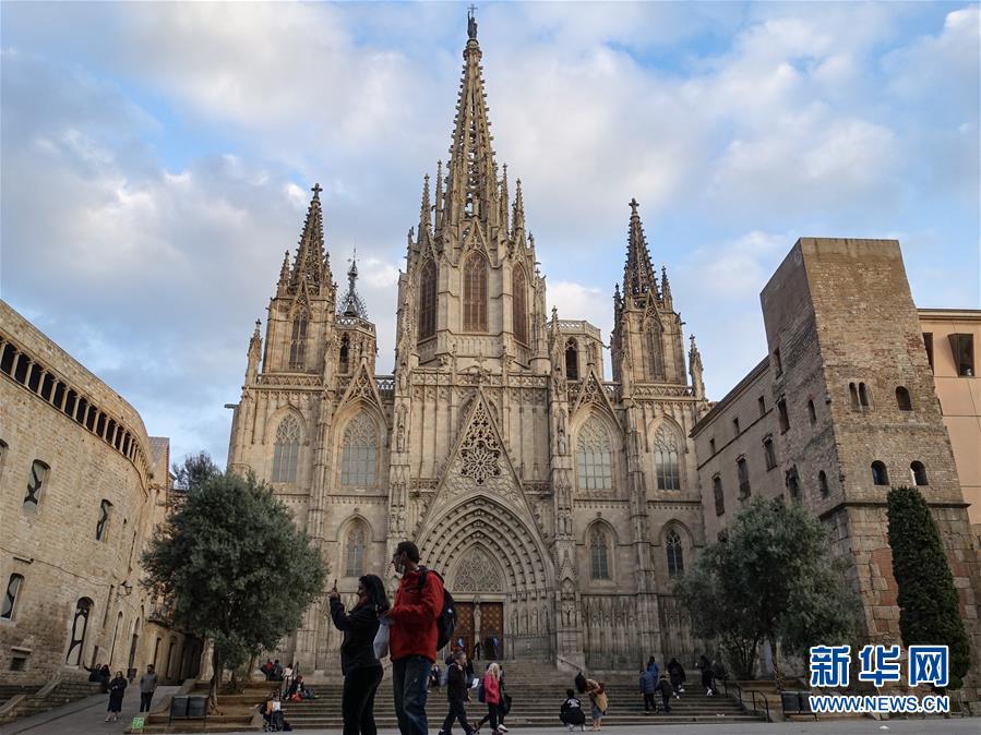 """(国际疫情)(1)西班牙首相宣布全国实施""""封城""""措施"""