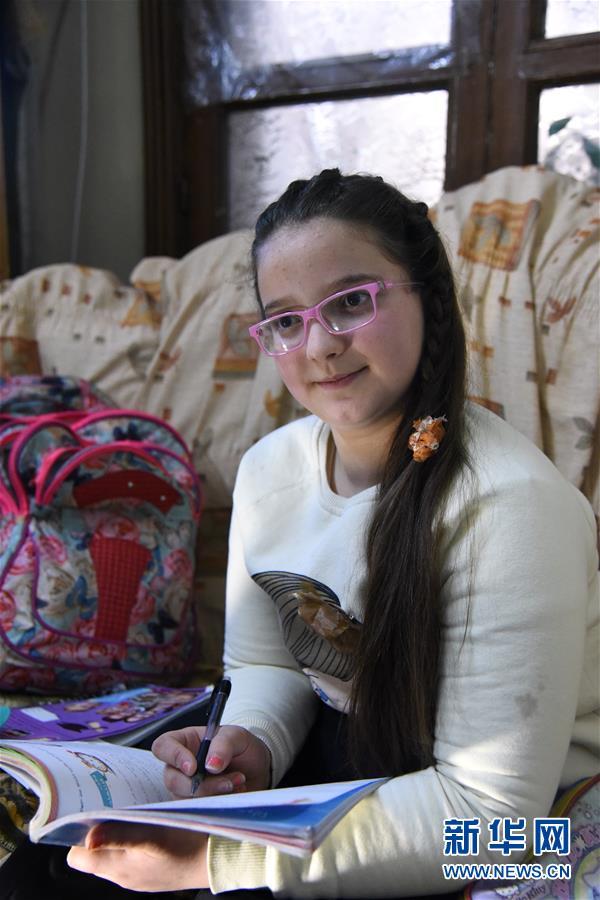 (國際·圖文互動)(2)通訊:戰爭給他們留下殘缺的童年——敘利亞危機9周年記