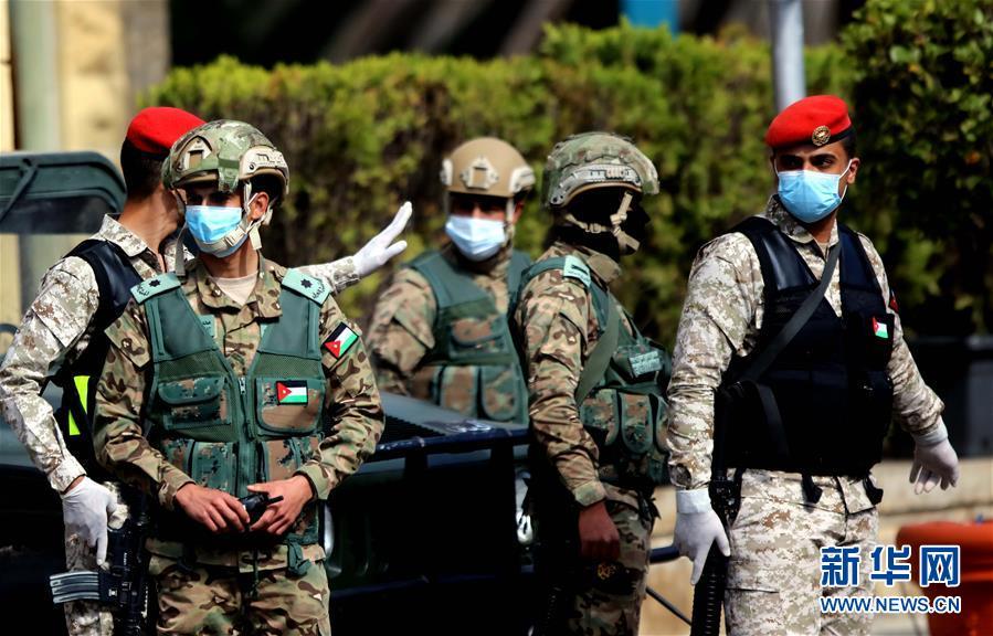 """(国际疫情)(5)约旦将采取""""封城""""等紧急措施应对疫情"""
