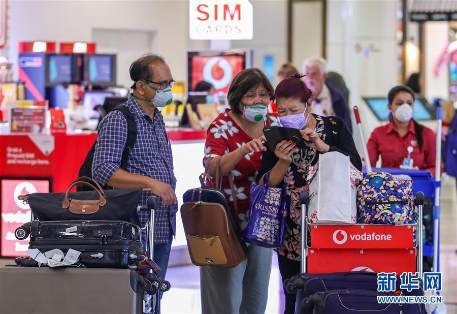(国际疫情)(2)澳大利亚:所有入境者需隔离14天