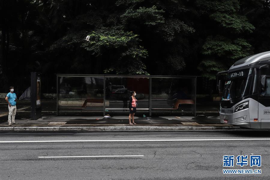 (國際疫情·圖文互動)(3)記者手記:巴西各地嚴陣以待防范疫情擴散