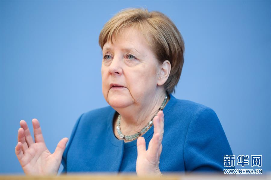 (国际疫情)(1)德国总理默克尔开始居家隔离
