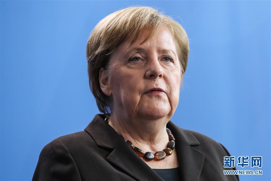 (国际疫情)(2)德国总理默克尔开始居家隔离