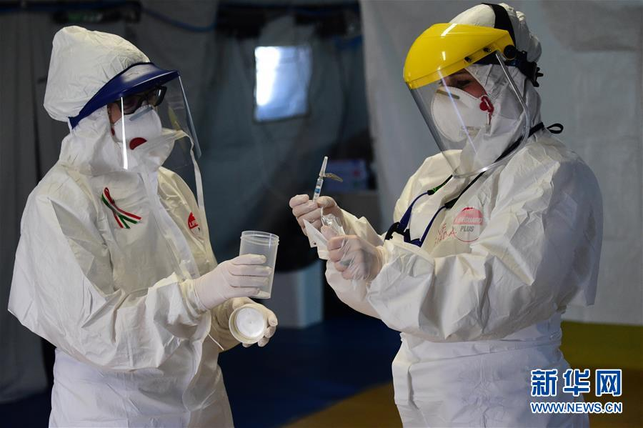 (國際疫情)(3)意大利累計新冠肺炎確診病例達到63927例