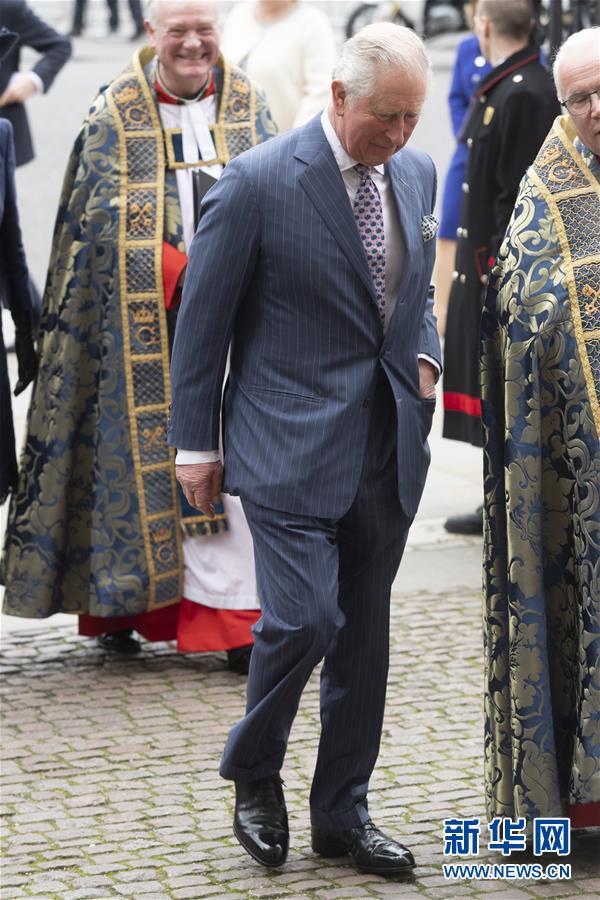 (國際)英國王儲查爾斯新冠病毒檢測呈陽性