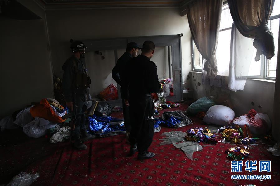 (國際)(2)阿富汗首都襲擊事件致25名平民死亡