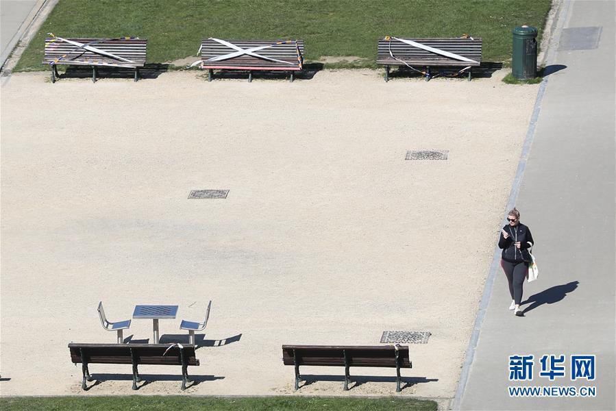 (國際疫情)(7)比利時:長椅被封 減少聚集