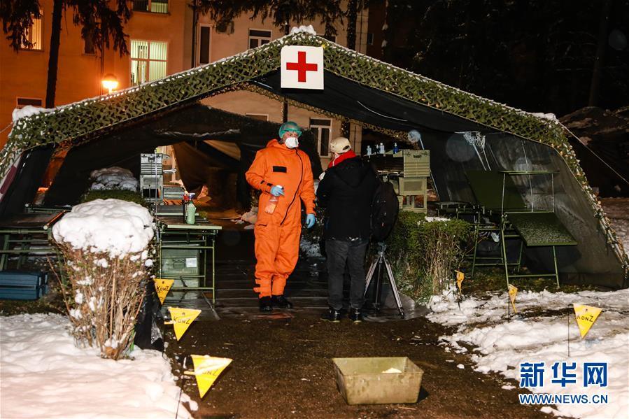 (國際疫情·圖文互動)(1)記者手記:走進中國援塞醫療專家組駐地