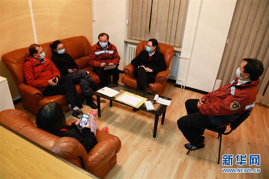 (國際疫情·圖文互動)(3)記者手記:走進中國援塞醫療專家組駐地
