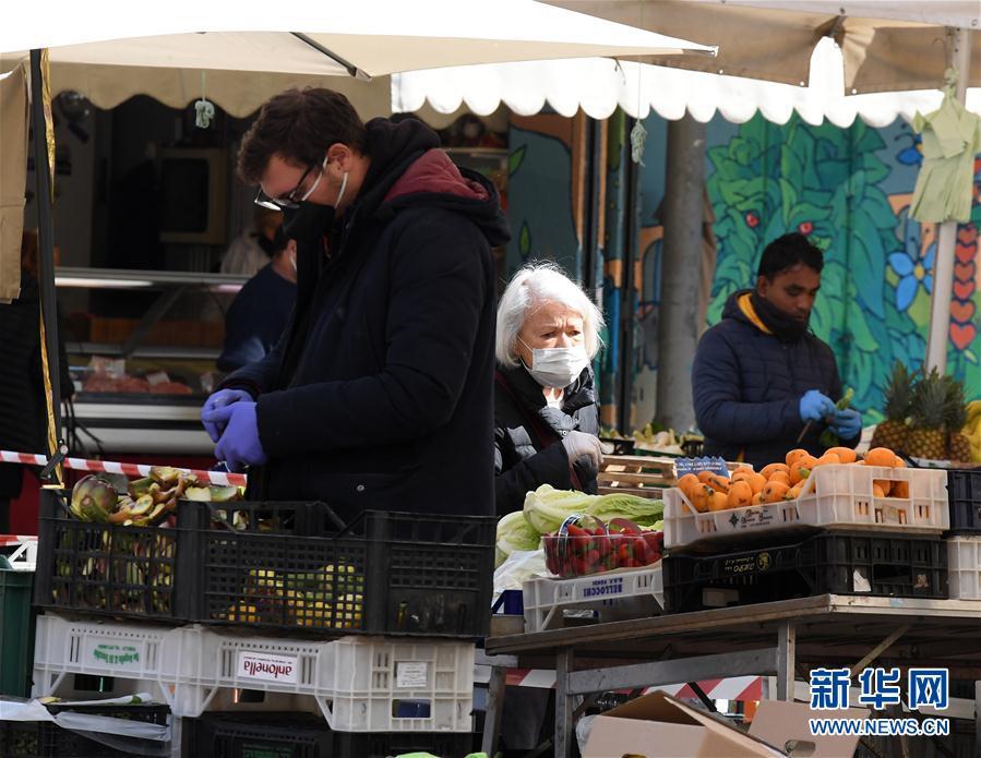 (国际疫情)(3)意大利新冠肺炎确诊病例升至115242例