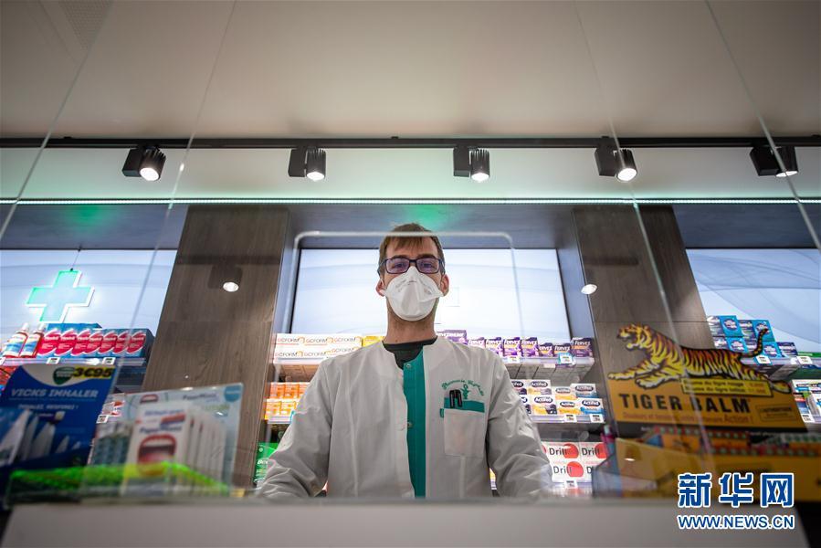 (國際疫情)(1)法國:疫情下的商戶