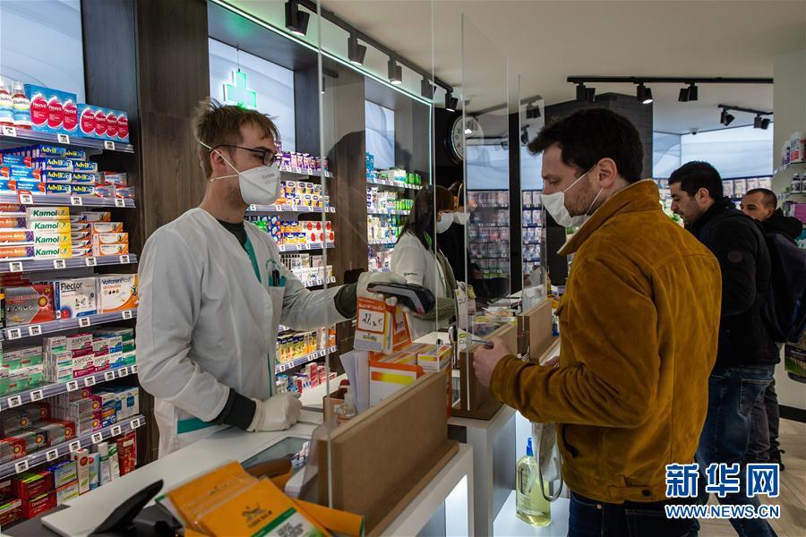(國際疫情)(2)法國:疫情下的商戶