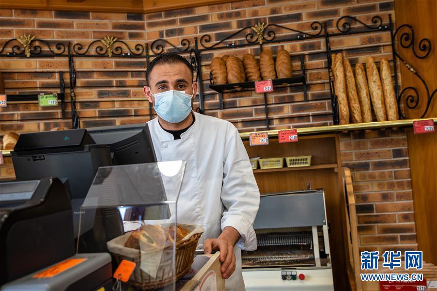 (國際疫情)(4)法國:疫情下的商戶
