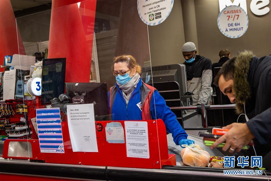 (國際疫情)(6)法國:疫情下的商戶