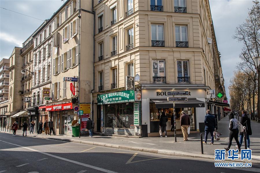 (國際疫情)(13)法國:疫情下的商戶