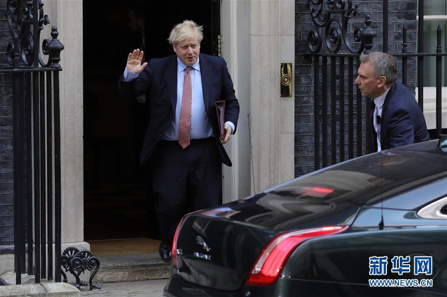 (國際)英國首相進醫院接受檢測