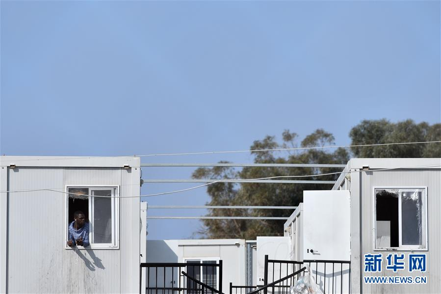 (國際疫情)(4)馬耳他一座難民營確診多例後封閉