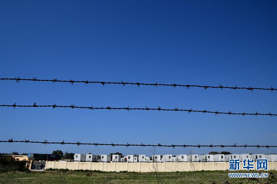 (國際疫情)(5)馬耳他一座難民營確診多例後封閉