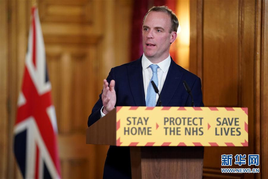 (國際疫情)(2)英國首相約翰遜被轉入重症監護室