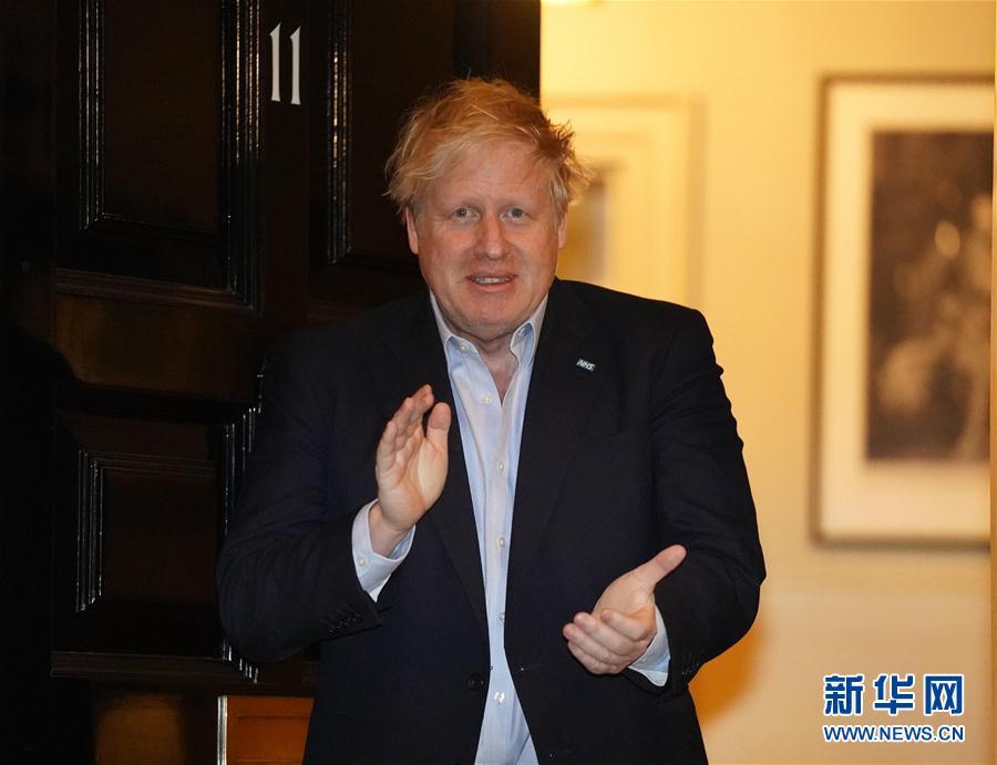 (國際疫情)(1)英國首相約翰遜被轉入重症監護室