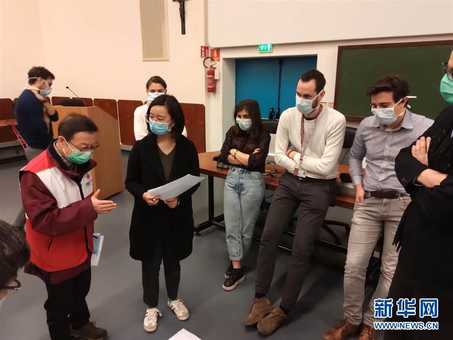 (國際)(6)世界衛生日:向醫護人員致敬