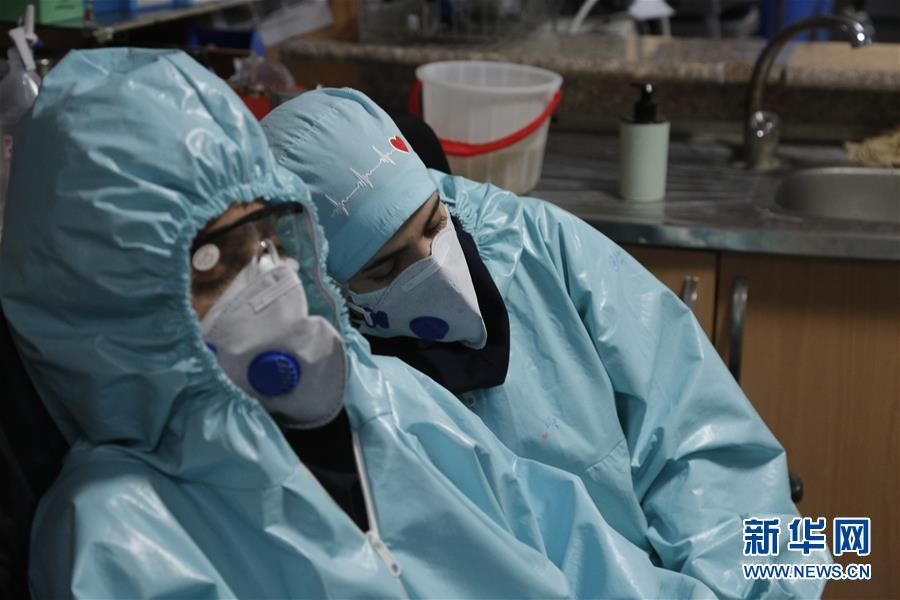 (國際)(9)世界衛生日:向醫護人員致敬