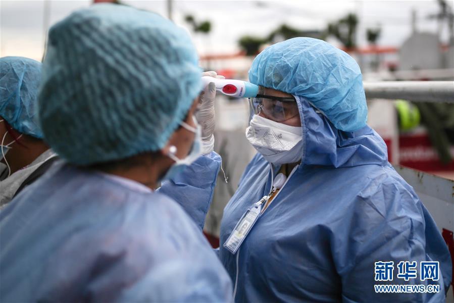 (國際)(14)世界衛生日:向醫護人員致敬