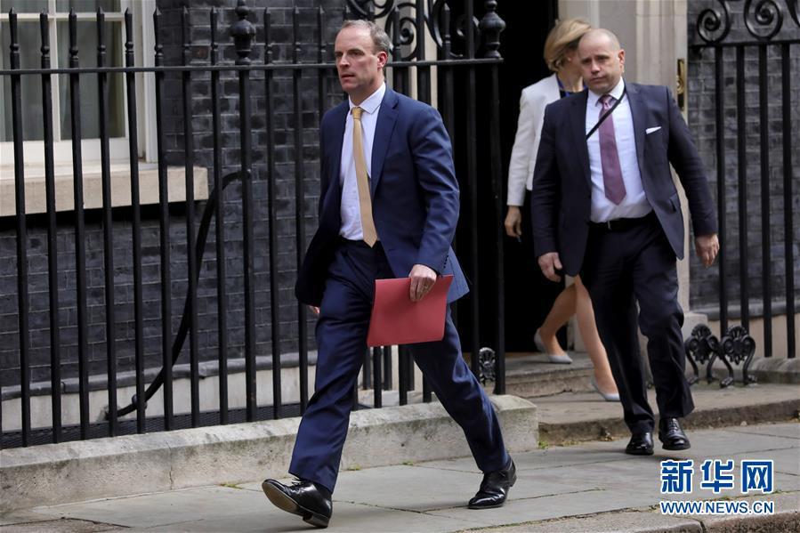 (国际疫情)(1)英国首相约翰逊被转入重症监护室