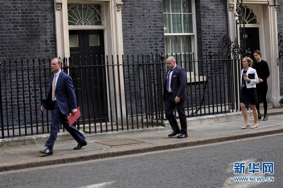 (国际疫情)(6)英国首相约翰逊被转入重症监护室