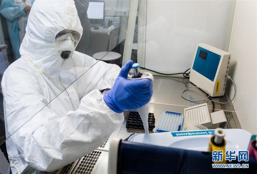 (國際疫情)(1)俄羅斯新冠確診人數近2.8萬 高峰尚未到來