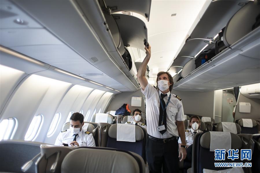 (圖文互動·國際疫情)(4)通訊:3.8萬公裏的航程 跨越大洋的情誼——記阿根廷從中國運載防疫物資