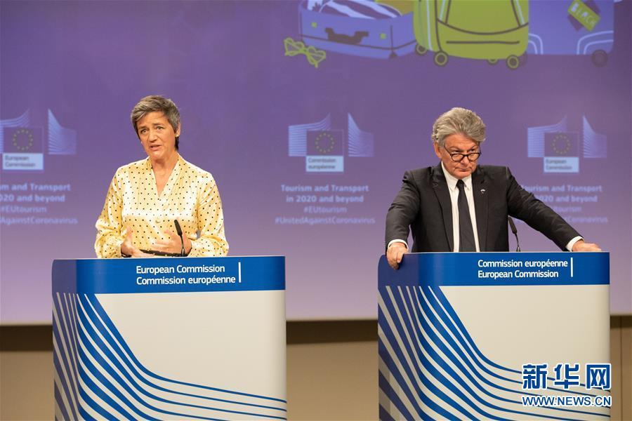 (国际)(2)欧盟寻求重启旅游业