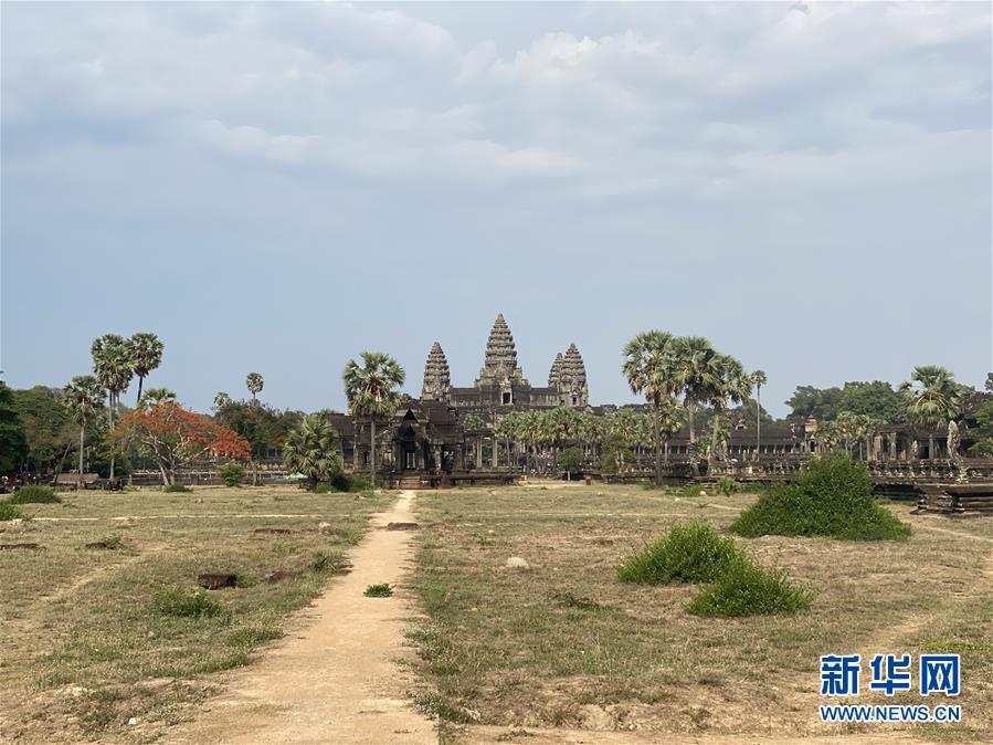 (国际疫情)(1)疫情下的柬埔寨吴哥古迹