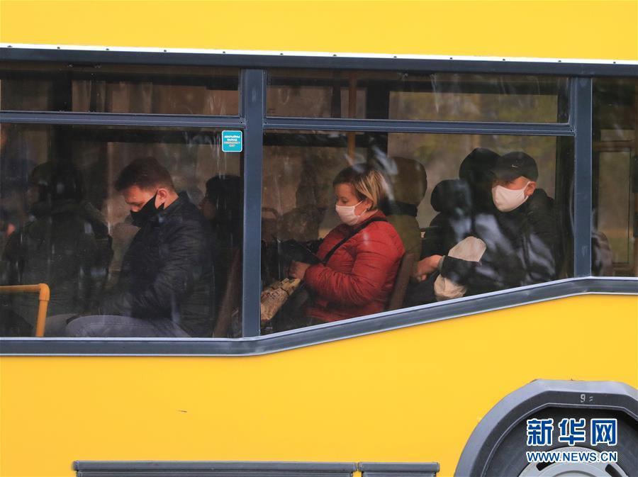 (国际官网)(1)白俄罗斯新冠确诊病例超3.4万例