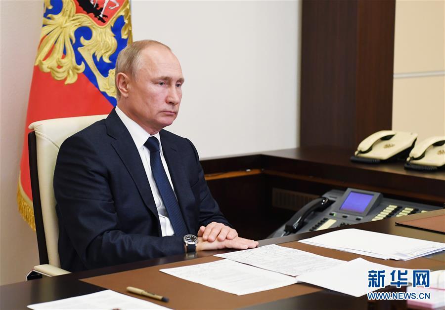 (國際)(1)普京:修憲全民公投7月1日舉行
